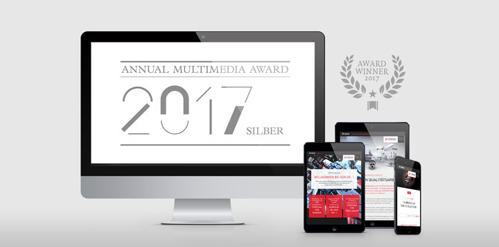 Annual Multimedia Award 2017