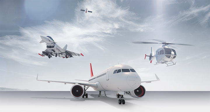 Global engineering with an international AVIATION partner network